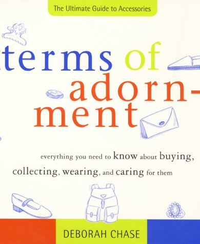 Terms of Adornment