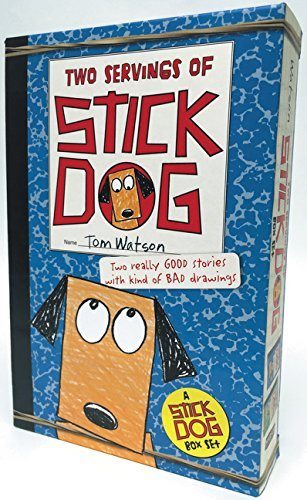 Two Servings of Stick Dog (Stick Dog/Stick Dog Wants a Hot Dog)