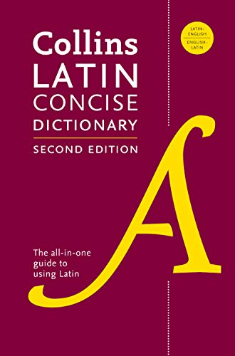Collins Latin Concise Dictionary (2nd Edition)