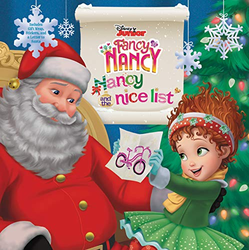Nancy and the Nice List (Disney Junior Fancy Nancy)