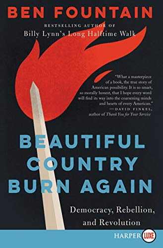 Beautiful Country Burn Again: Democracy, Rebellion, and Revolution (Large Print)