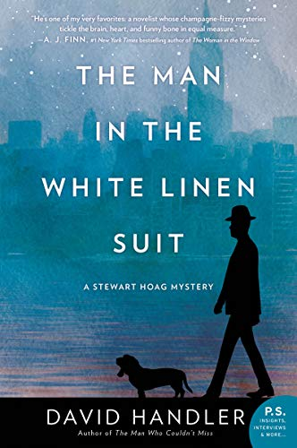 The Man in the White Linen Suit (Stewart Hoag Mysteries)