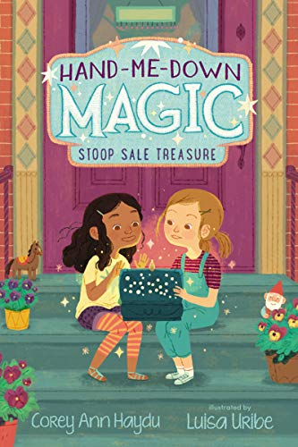 Stoop Sale Treasure (Hand-Me-Down Magic, Bk. 1)