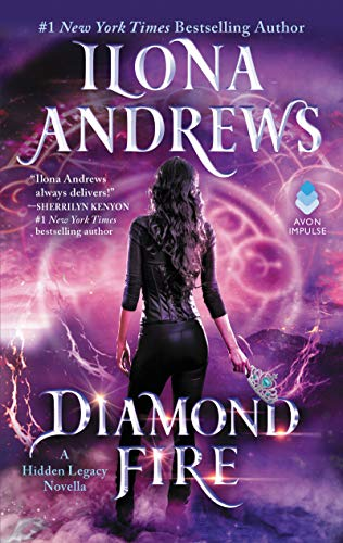 Diamond Fire (A Hidden Legacy Novella)