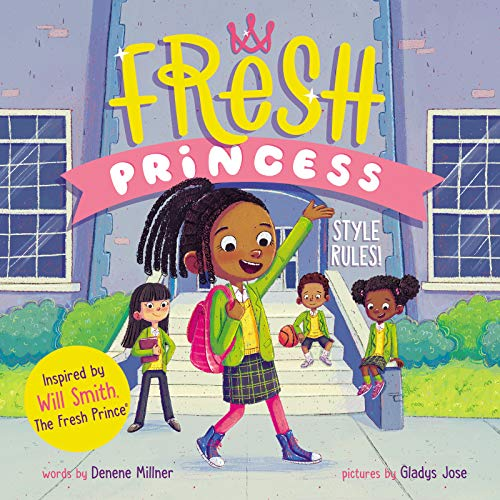 Fresh Princess: Style Rules!