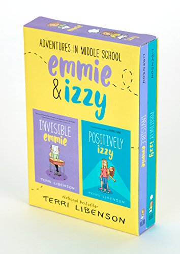 Emmie & Izzy: Adventures In Middle School (Positively Izzy/Invisible Emmie)