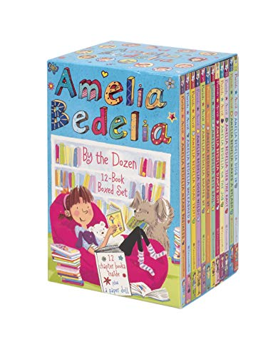 Amelia Bedelia by the Dozen: 12-Book Boxed Set