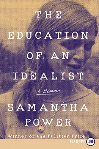 The Education of an Idealist (Large Print)