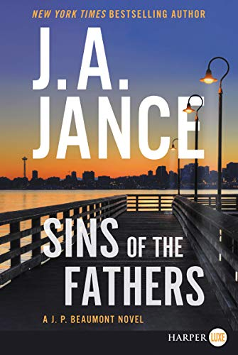 Sins of the Fathers (A J.P. Beaumont Novel, Large Print)