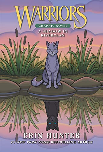 A Shadow in Riverclan (Warriors Graphic Novel)