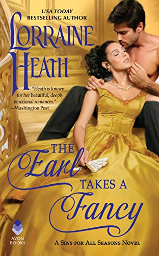 The Earl Takes a Fancy (Sins for All Seasons, Bk. 5)