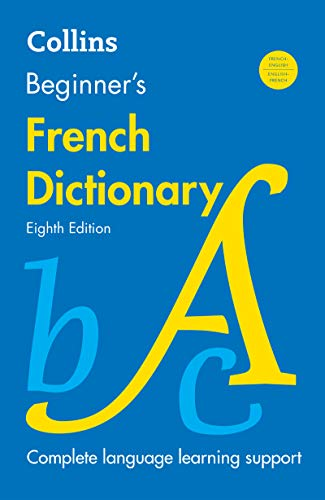 Collins Beginner's French Dictionary (8th Edition)