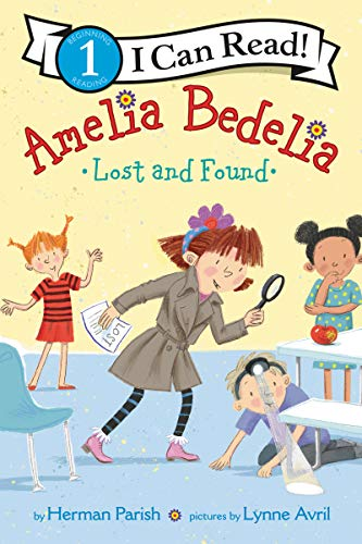 Lost and Found (Amelia Bedelia, I Can Read! Level 1)
