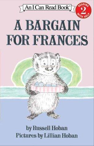 A Bargain For Frances (I Can Read Book, Level 2 Grades 1-3)