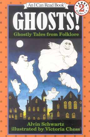 Ghosts! (An I Can Read Book, Level 2, Grades 1 - 3)