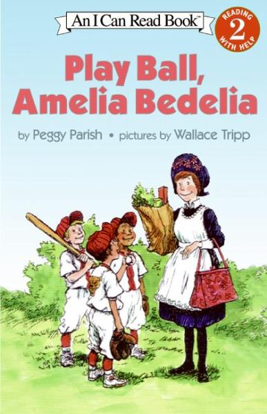 Play Ball, Amelia Bedelia (I Can Read Book, Level 2)