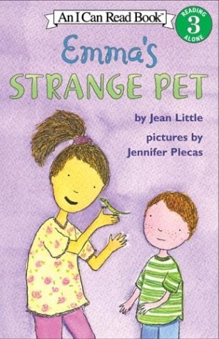 Emma's Strange Pet (An I Can Read Book, Reading Alone 3)