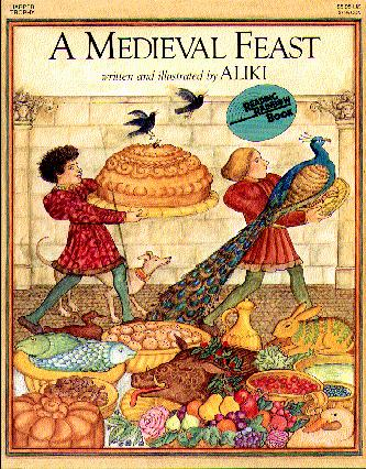 A Medieval Feast (Reading Rainbow Book)