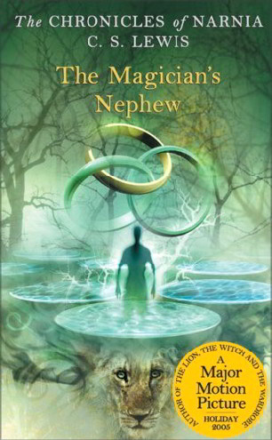The Magician's Nephew (Chronicles of Narnia, Bk. 1)
