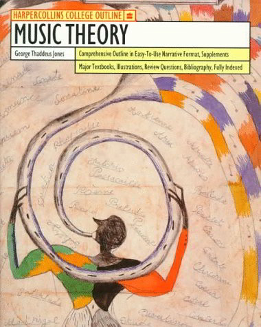 Music Theory (Harpercollins College Outline)