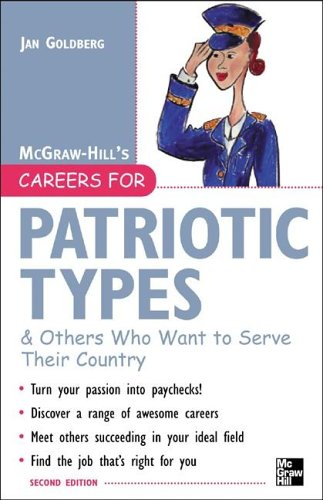 Careers for Patriotic Types & Others Who Want to Serve Their Country (Second Edition)