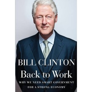 Bill Clinton Back to Work
