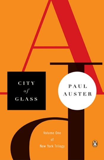 City of Glass (New York Trilogy, Volume One)