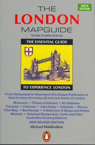 The London Mapguide (6th Edition)