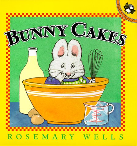 Bunny Cakes (Max & Ruby)