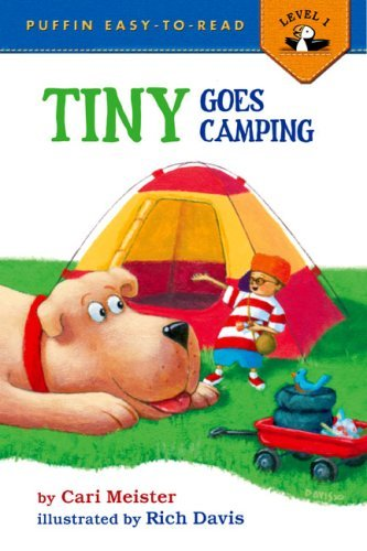 Tiny Goes Camping (Penguin Young Readers, Level 1)