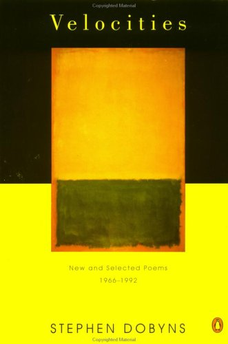 Velocities: New and Selected Poems, 1966-1972