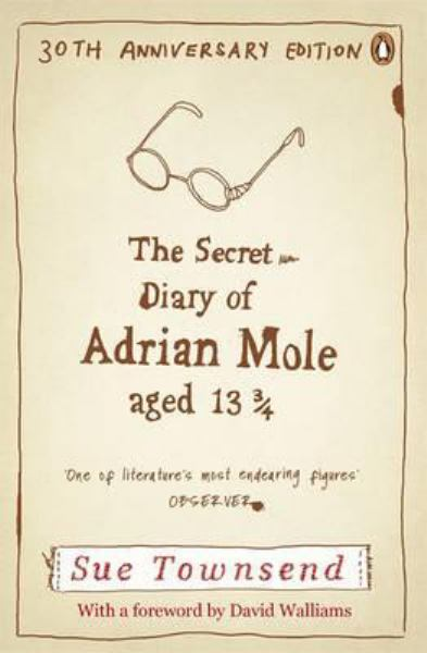 The Secret Diary of Adrian Mole Aged 13 3/4 (30th Anniversary Ed)