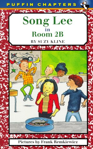Song Lee in Room 2B (Puffin Chapters)