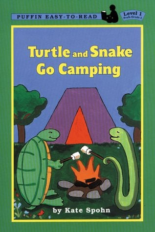 Turtle And Snake Go Camping (Puffin Easy-to-Read, Level 1, PreS-Gr. 1)