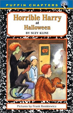 Horrible Harry at Halloween (Puffin Chapter Book)