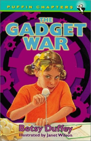 The Gadget War (Puffin Chapters)
