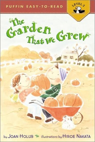 The Garden That We Grew (Puffin Easy-To-Read, Level 2)