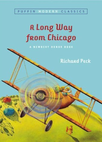 Long Way From Chicago  (Puffin Modern Classics)