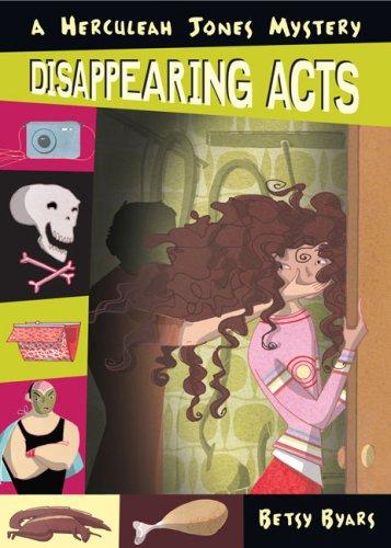 Disappearing Acts (Herculeah Jones Mystery)