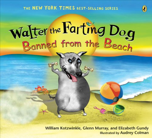 Walter The Farting Dog Banned From The Beach
