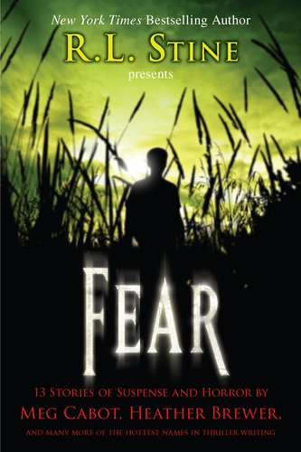 Fear (13 Stories Of Suspense And Horror)