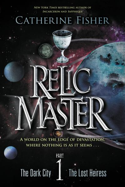 Relic Master, Part 1: The Dark City/The Lost Heiress