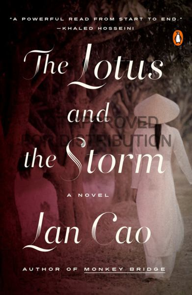 The Lotus and the Storm - A Novel