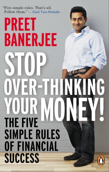 Stop Over-thinking Your Money!