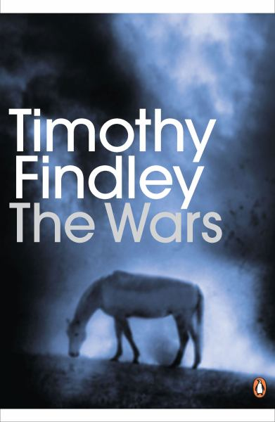 war by timothy findley essay The wars by timothy findley from the perspective of a historian trying to make sense of a moment of madness in the middle of the first world war findley.