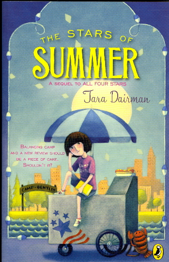 The Stars of Summer (An All Four Stars Book)