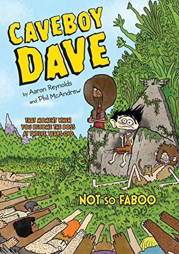 Not So Faboo (Caveboy Dave, Bk. 2)