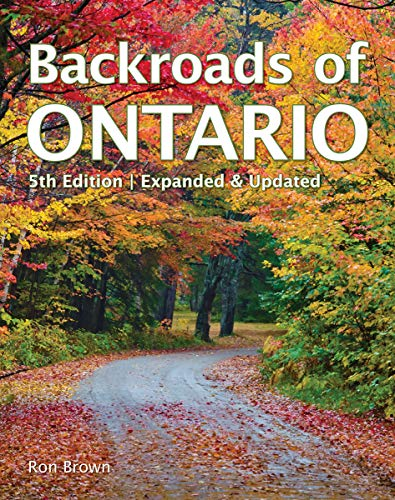 Backroads of Ontario (5th Edition)