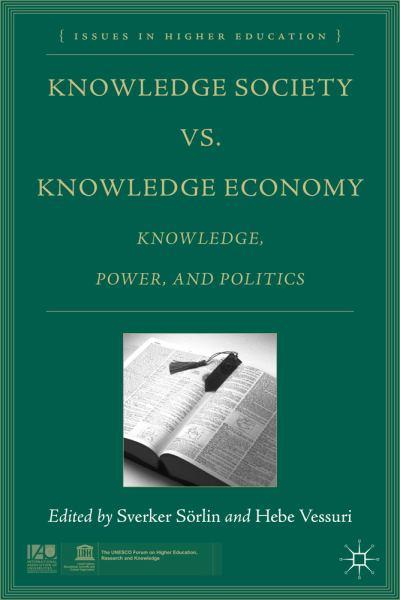 the knowledge economy essay
