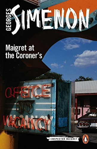 Maigret at the Coroner's (Inspector Maigret)